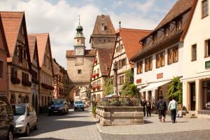 Rothenburg o.d. Tauber, Altstadt