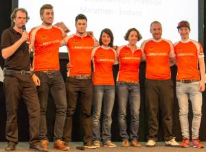 Team Bikeposten
