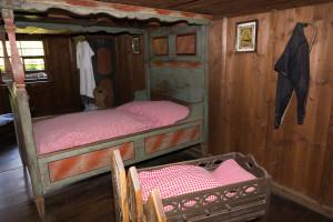 Inneneinrichtung Schlafkammer