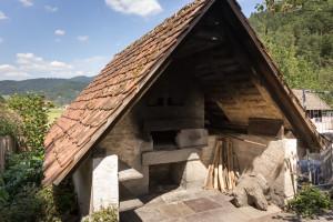 Backhütte