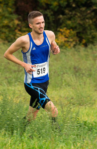 Sieger über 5 Km: Benjamin Becker