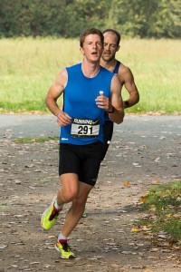 1. der Männer über 10 Km: David Heimpel